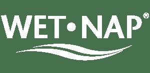 Logo Wet-Nap blanco