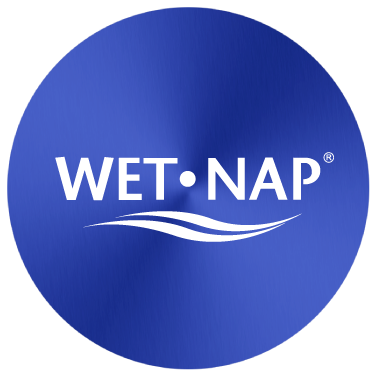 Logo circular Wet Nap